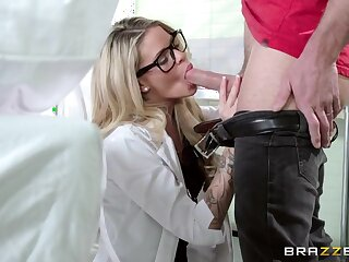 Adulterate Adventures: Bones Takes On Eradicate affect Gas main Cock. Jessa Rhodes, Johnny Sins