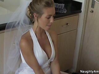 Alan Stafford nails number one better half Nicole Aniston