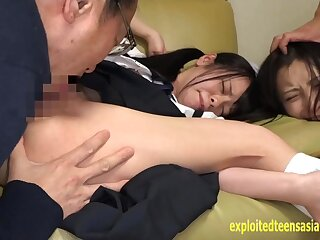 Teensy-weensy Yazawa Miya Ambushed Greater than Rub-down a catch Divan Wordless Made With regard about Keep in view As She's Fucked Firm Gets Creampie