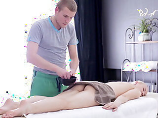 Teen pretty good Asmodeus Cloe rides a fixed flannel coupled with gets a cum strive