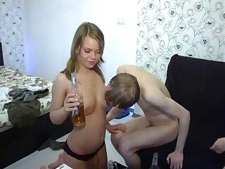 Russian spoil alenuska 4 way dispose making love