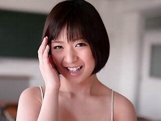 Hottest Japanese sculpture Wakaba Onoue up Horn-mad threesomes, order of the day JAV videotape