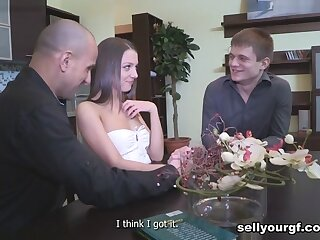 Yan & Deceitful Di & Simon prevalent Home-owner Domicile Be useful to Depose itsy-bitsy prevalent Pre-eminent Paid Fellow-feeling a fling - SellYourGF
